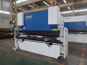 100T 2500 2 axes presses plieuses hydrauliques presse plieuse