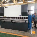 Machine à cintrer les feuilles de 125ton pour le formage de l'acier inoxydable