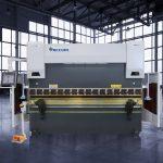 Presse-plieuse hydraulique CNC de 135 tonnes à vendre
