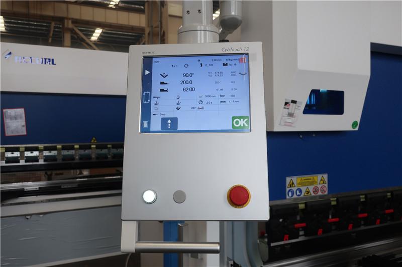Système CNC CybTouch 12 PS 2D