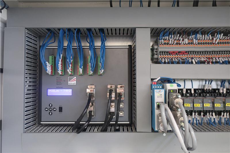 3.Lazersafe PCSS A PLC de sécurité de série