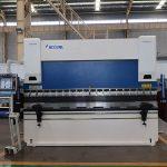 WC67K hydraulique cnc presse plieuse, cnc prix de la machine de pliage