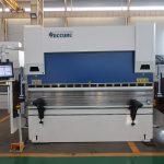 Frein hydraulique de presse d'acier inoxydable de cnc de WC67K 500T / 4000mm, machine à cintrer de tôle de plat de rendement élevé