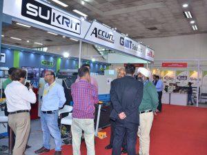 Accurl a participé à l'exposition en Inde en 2016