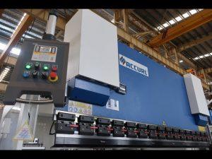 Presse plieuse hydraulique MB7-100Tx3200mm avec défenseur lazersafe et ELGO P40 NC