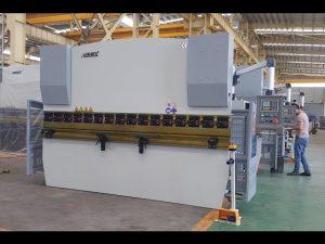Frein de presse hydraulique NC à barre de torsion MB7-125Tx3200