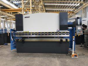 machine à cintrer les rails de rideau cnc presse-plieuse hydraulique à vendre