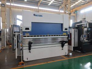cnc presse hydraulique longueur de pliage 6000mm