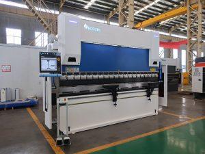 Frein de presse hydraulique CNC de type économique série WC67K de haute qualité