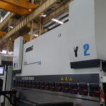 Presse plieuse hydraulique 6 axes 200 tonnes 3100mm pour backgauge cnc XR Z1 Z2-axis