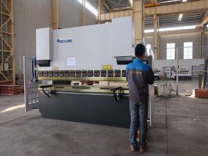 presse plieuse hydraulique wc67y-160 3200