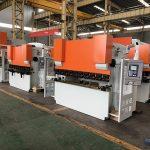 matériau de construction en acier plaque matériel wc67y 300 tonnes 5000mm presse plieuse fournisseur en Chine