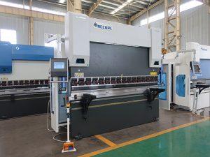 nouveau type presse cnc freins die, presse plieuse manuelle, acier prix de machine à cintrer WC67Y-160T4000MM