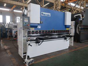 presse plieuse hydraulique pour équipement de cuisine pliage 200ton 3000mm