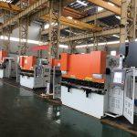 Presse plieuse hydraulique WC67K-30T 1600mm, cintreuse de tôle, avec certificat CE