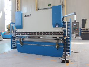 Wc67y 40 t chine fait dossier manuel machine à plier la main actionner la presse plieuse