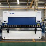 Meilleur prix machine hydraulique de presse de tôle de métal pour plier l'acier au carbone Exporté vers le monde entier