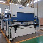 Wc67y-125t / 2500 presse plieuse hydraulique machine à cintrer avec bon prix