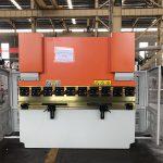 presse hydraulique presse plieuse WC67K 125T durma, machine à cintrer 4M