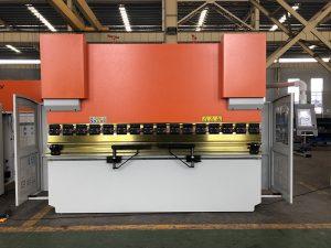 Wc67K-160t 3200mm hydraulique presse plieuse cnc, presse plieuse à vendre, petite presse plieuse avec da41